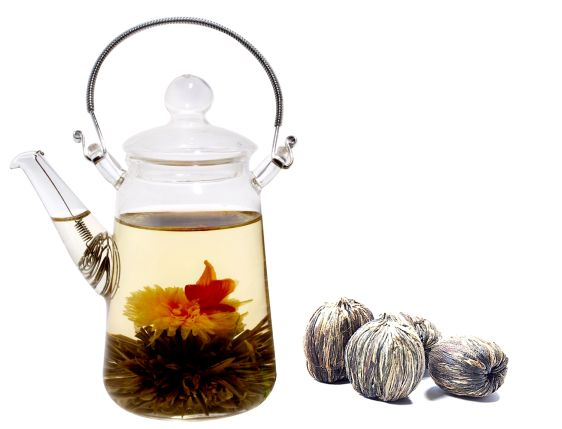 синий чай таиланд