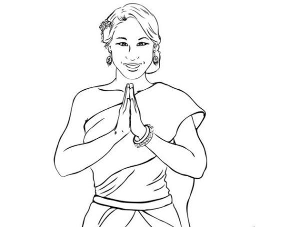 Как будет по тайски здравствуйте