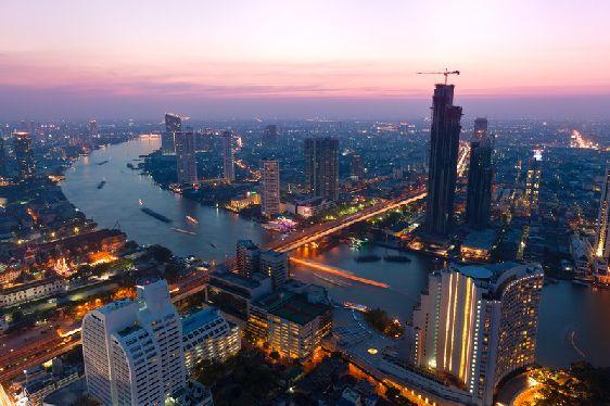 Бангкок необъятен, но при желании за один день о нём всё же можно сложить более-менее целостное представление