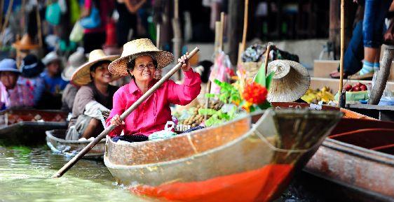 Бангкок - это город, который можно познавать бесконечно