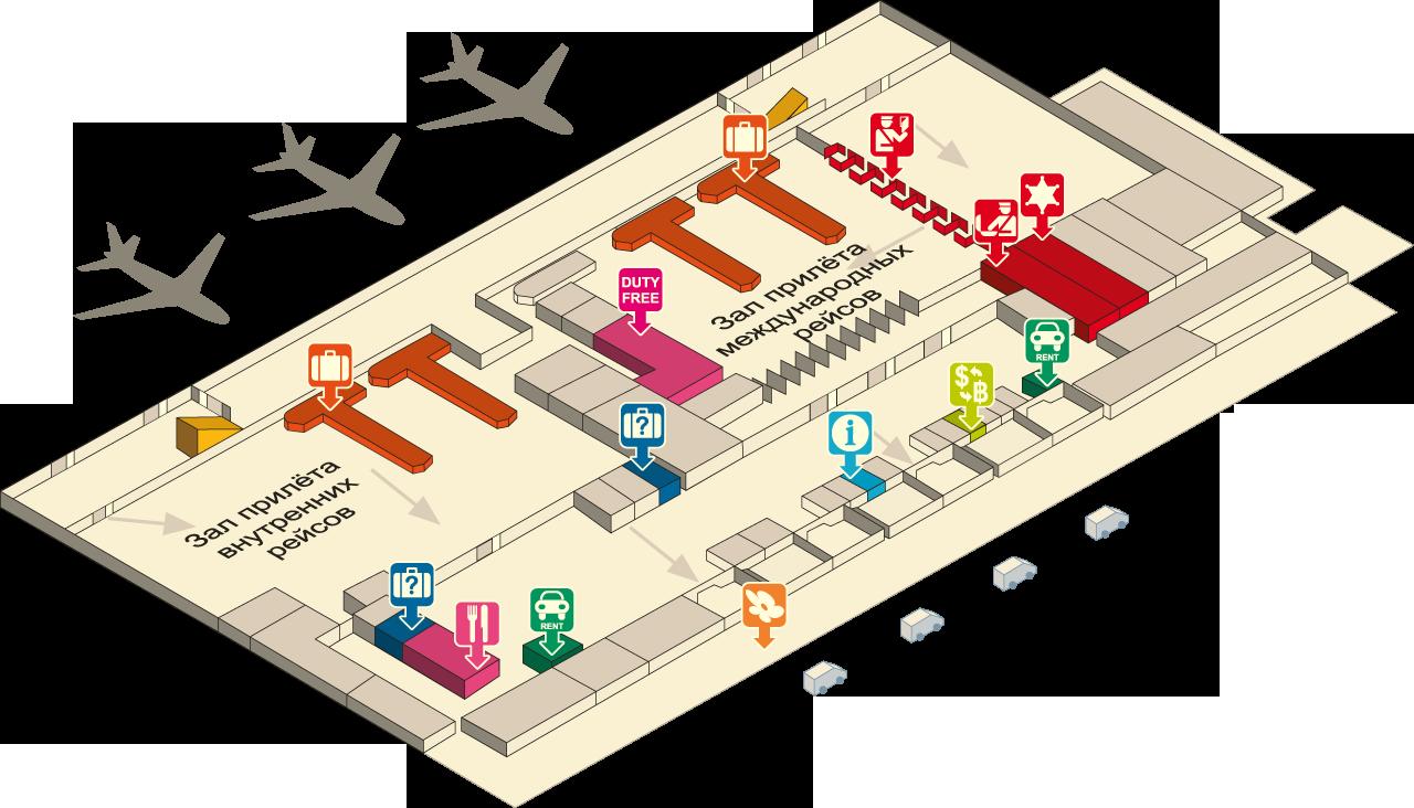 Аэропорт минск схема терминала