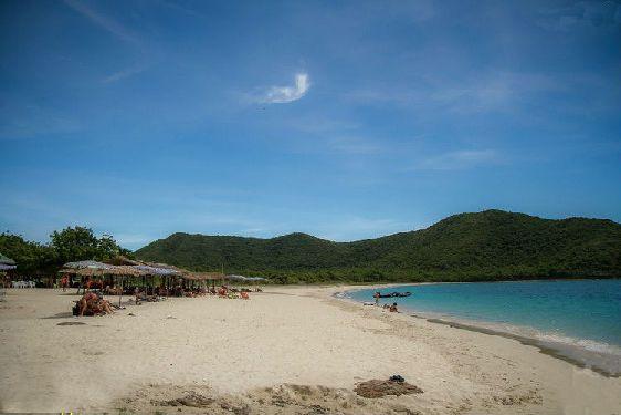 Тропический остров Принцессы  - прекрасное место для уединённого времяпровождения