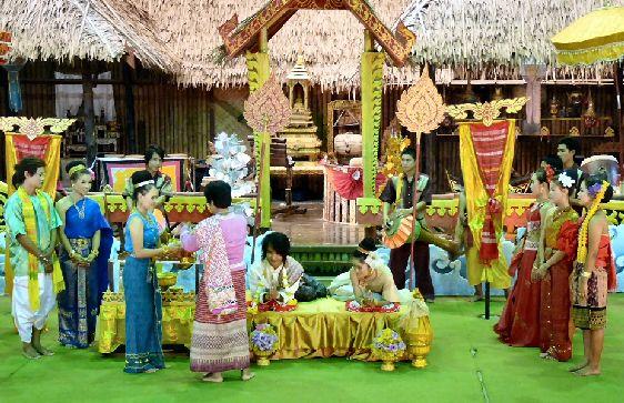 Тайская свадьба по всем канонам и традициям