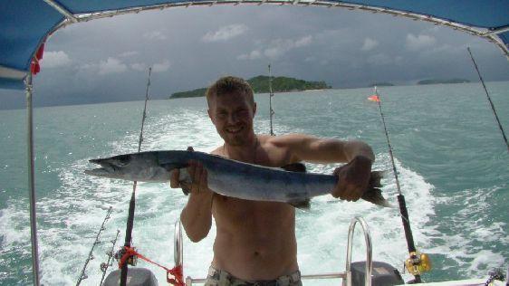 А как насчет рыбалки на Краби?