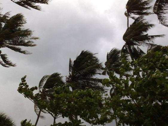 Период с сентября по октябрь считается наиболее вероятным временем для тайфунов
