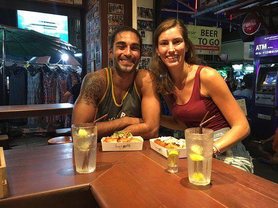 Susie Wong's Beers and Buns в Бангкоке
