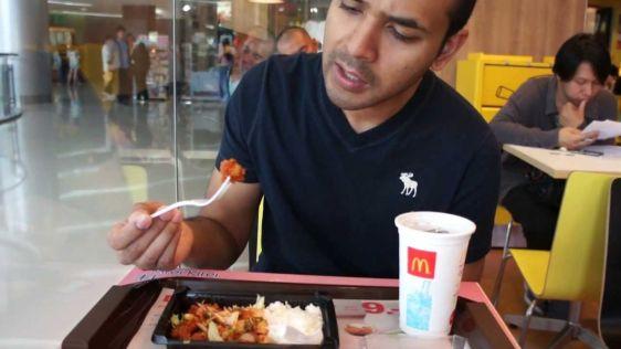 Как и везде в мире в Бангкоке можно отправиться в уже привычный для россиян Макдональдс
