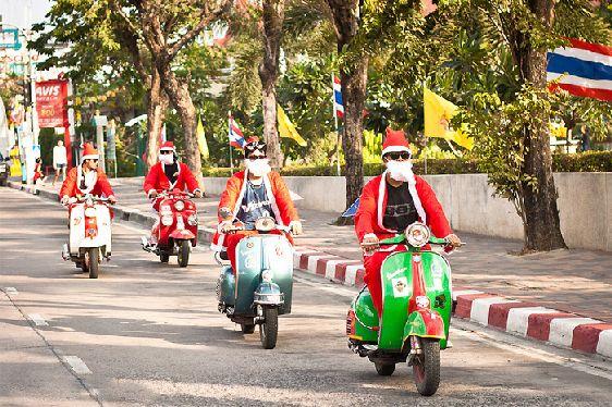 Тайланд на Новый Год - популярное направление среди российских туристов