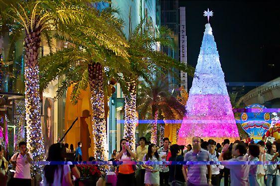 Тайланд на Новый Год необыкновенно красив
