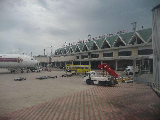 В международном аэропорту Пхукета теперь заработал второй терминал