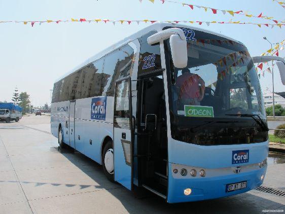 До Паттайи обычно добираются в течение пары часов на автобусе