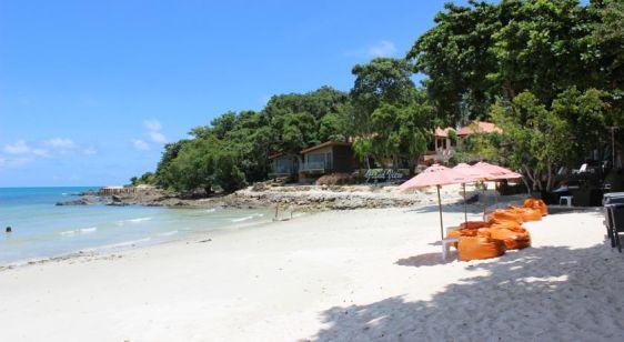 Пляж Ао Чо (Ao Cho) на острове Самет