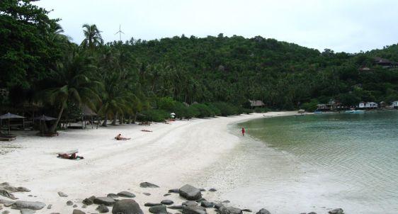 Пляж Sang Thian на Самете