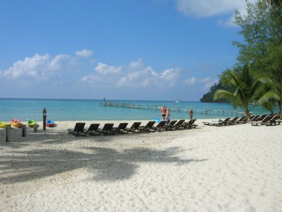 Пляж Ао Прао (Ao Prao) на Ко Самет