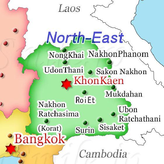 Лишь 4% туристов, приезжающих в Таиланд, направляются в этот регион страны! Давайте узнаем, а стоит ли?