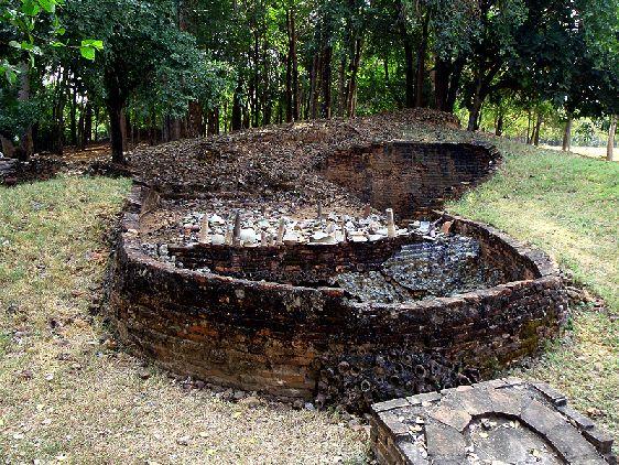 Исторический парк Си Сатчаналай причислен к Всемирному Наследию по версии ЮНЕСКО
