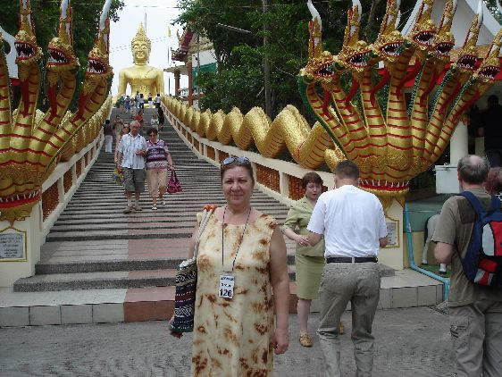 С точки зрения экскурсионной программы для туристов привлекателен как Таиланд, так и Вьетнам